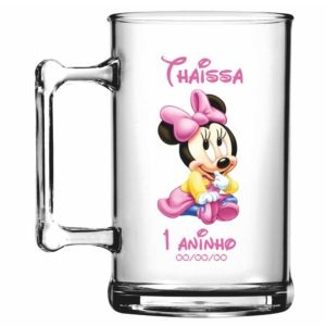 Caneca-Baby-Disney-Minnie