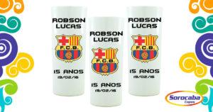 Copo Personalizado Barcelona FC Socias