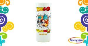 Copo Personalizado Dragon Ball Super