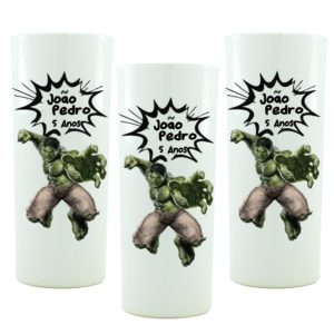 Copo Personalizado Hulk mod. 01