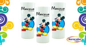 Copo Personalizado Mickey Mod 01 Sociais