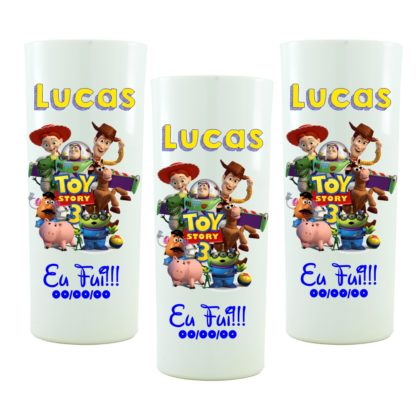 Copo Personalizado Toy Story