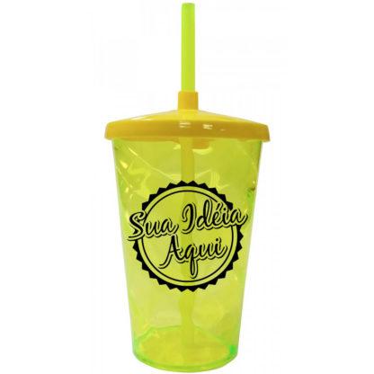 Copo-Personalizado-Twister-Tampa-e-Canudo-500ml-Amarelo